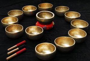 La terapia de los Cuencos Tibetanos