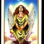 La carta del cuatro en el tarot de los ángeles