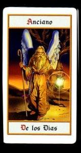 nueve del tarot de los ángeles