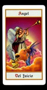 8 del tarot de los ángeles