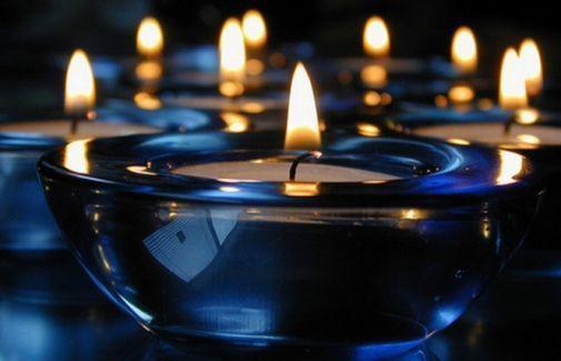 Hechizo de la vela azul