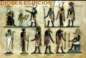 dioses egipcios - 300x203