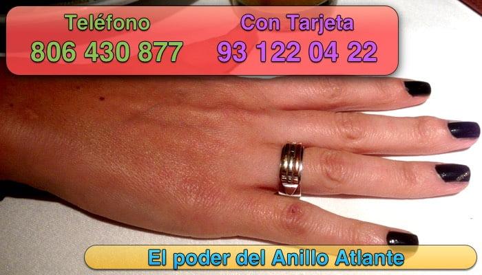mejores videntes anillo atlante