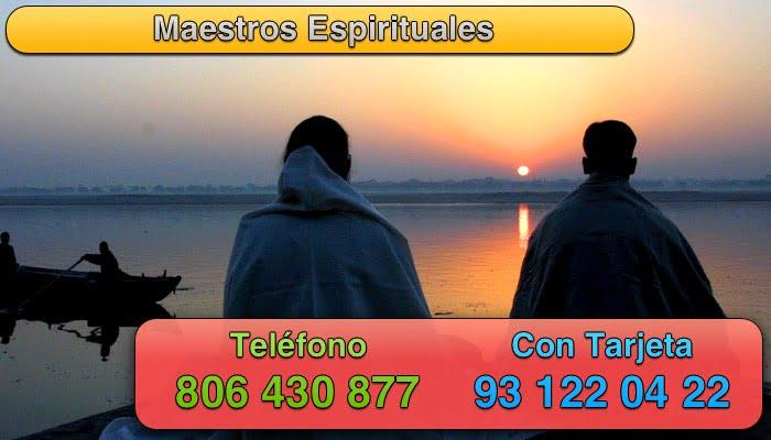 maestros espirituales