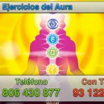 Ejercicios del aura que te ayudarán a rodearte de luz