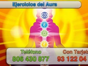 ejercicios del aura