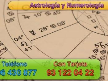 astrología y numerología