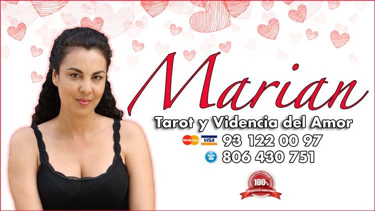 Marian - vidente y tarotista del Amor