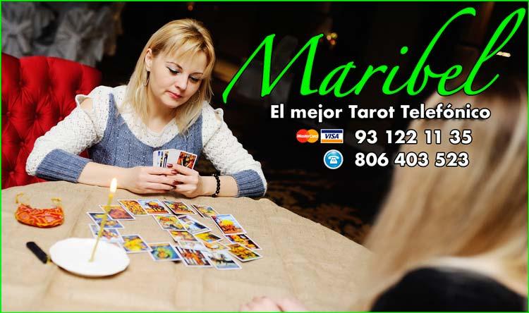Maribel - tarot económico y bueno