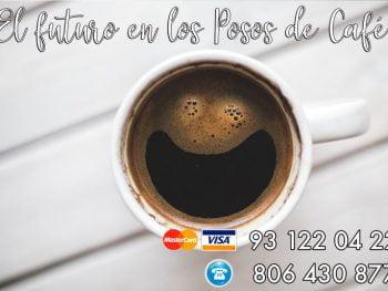 el futuro en los posos del cafe
