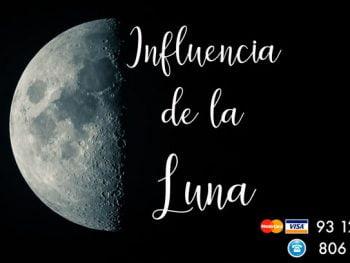 influencia de la Luna y signo del zodiaco