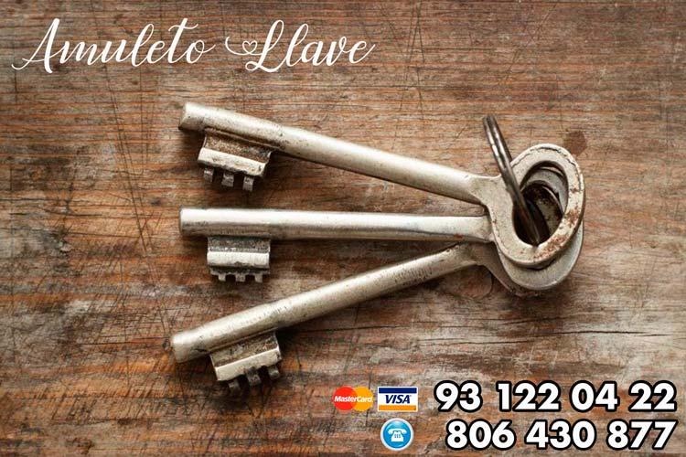 amuleto llave