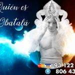 El poder de Obatalá en la santería