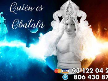 quién es Obatalá